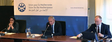 The Internationalisation of Higher Education in the Mediterranean: current and prospective trends. New UfM Report