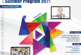 5th edition of the International Social Business Summer Program (ISBSP) poster